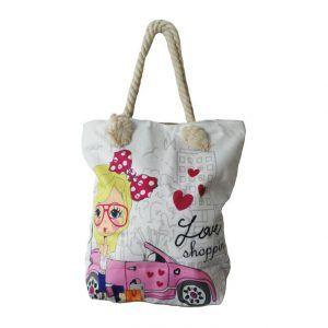 کیف بند کنفی زنانه Shopping