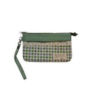 کیف آرایشی پارچه ای