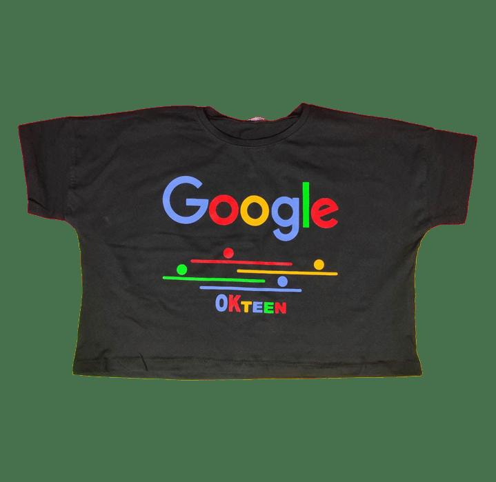 نیم تنه زنانه گوگل