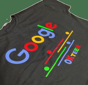 نیم تنه زنانه Google