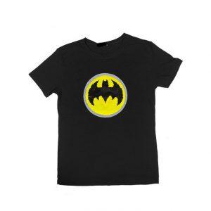 تیشرت زنانه طرح Batman - Superman