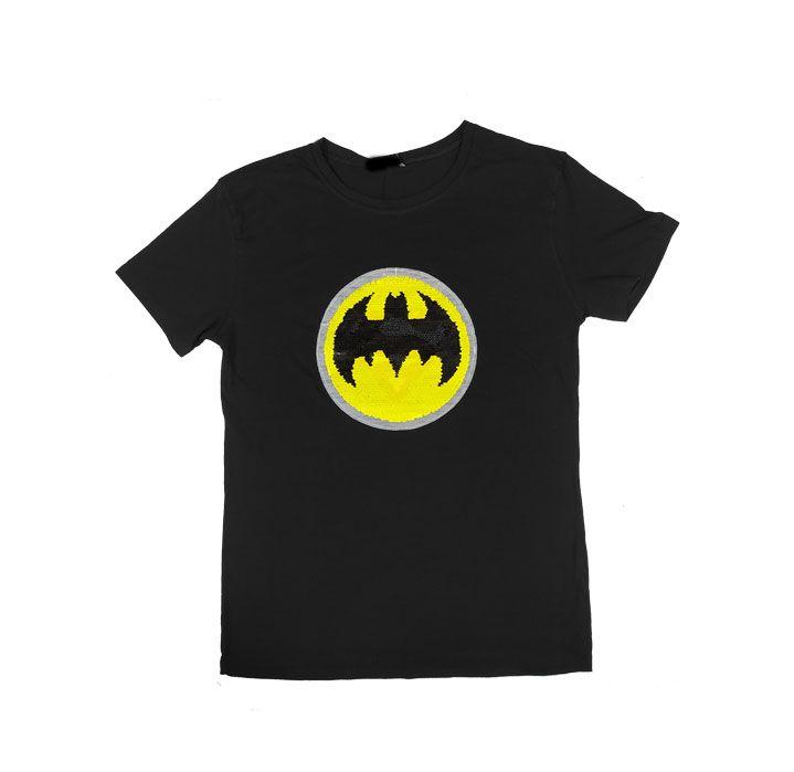 تیشرت زنانه طرح Batman – Superman