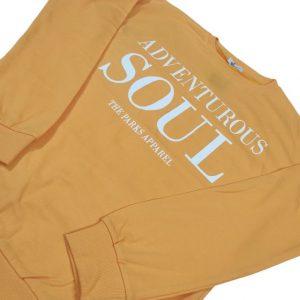 بلوز آستین بلند زنانه Soul مدل Orange