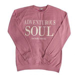 بلوز آستین بلند زنانه Soul مدل Pink